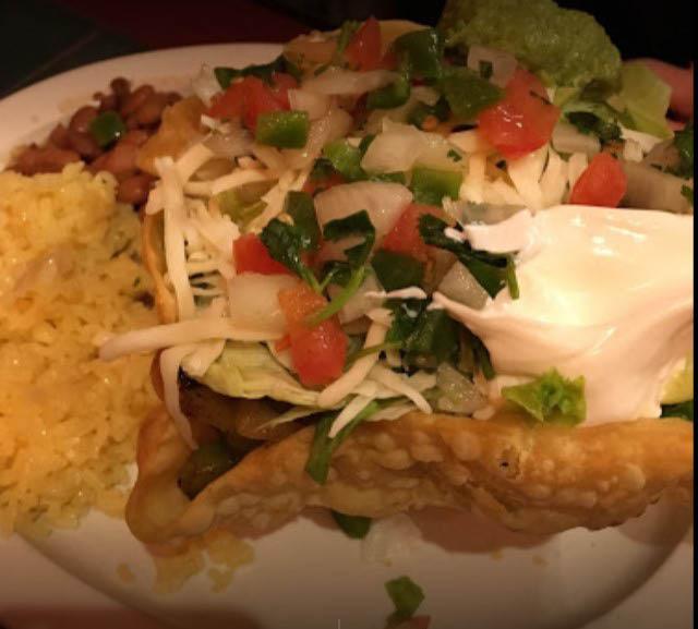Crunchy & delicious tacos