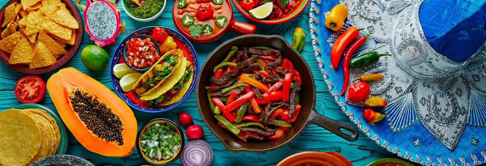 tacos, empanadas, mexican,