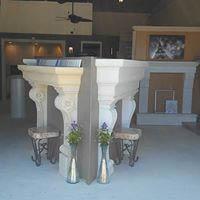 Showroom Fireplace Mantels