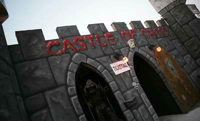 Castle of Chaos coupons, Haunted House Coupons,