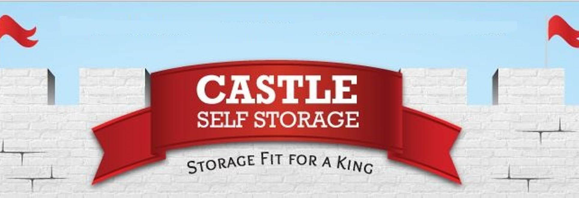 Castle Self Storage.  Braintree, MA.  Self Storage.