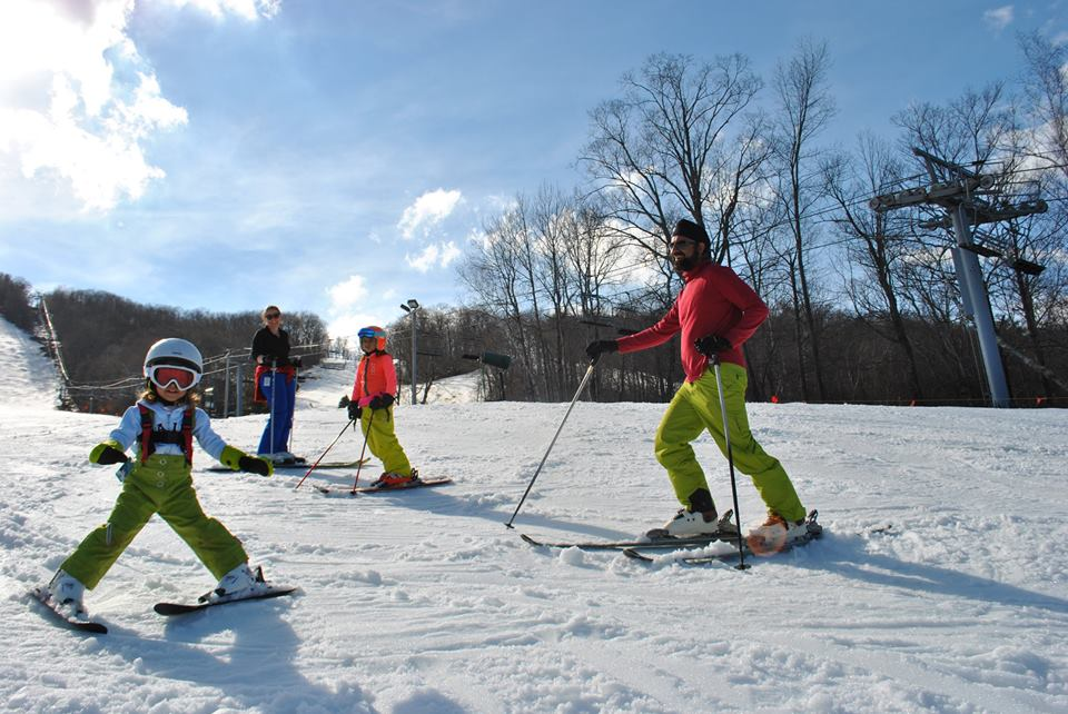 Discount for group skiing in the Berkshire Mountains