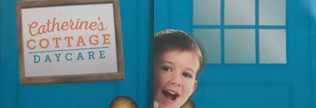 Catherine's Cottage Daycare Banner