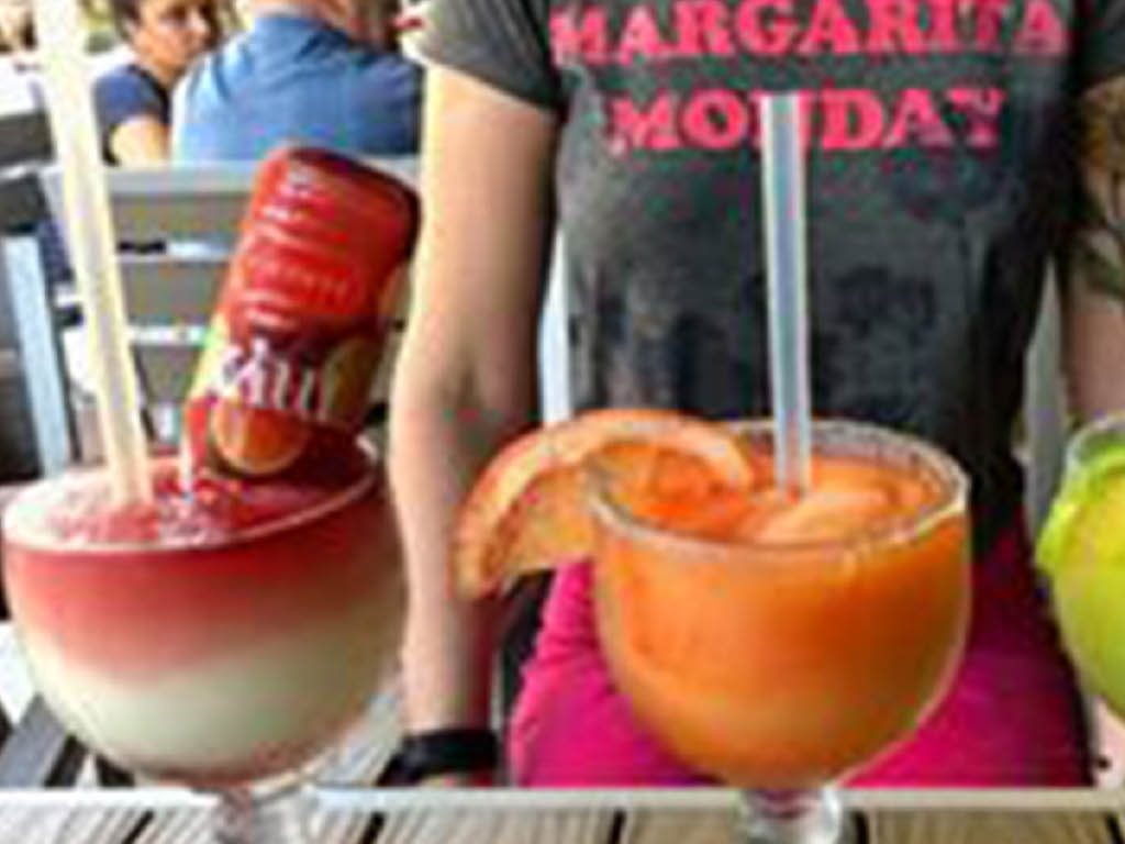 Cazuelas Mexican Cantina custom shots