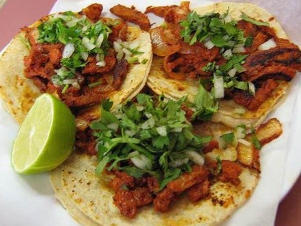 Cazuelas Mexican Cantina tacos