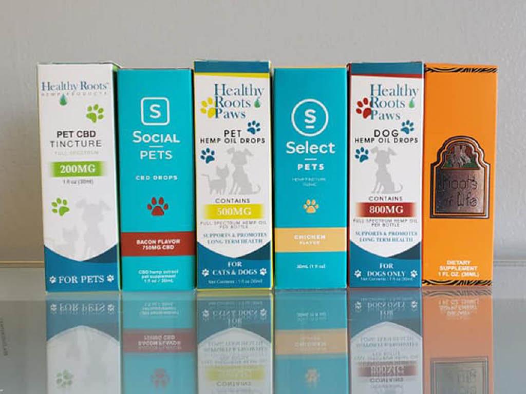 CBD Pro products