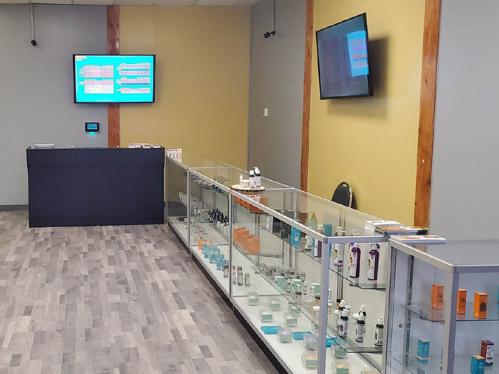 CBD Pro store front