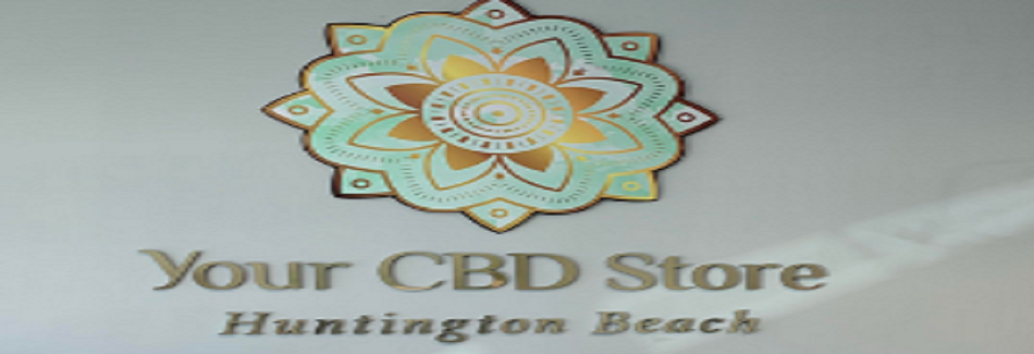 Your CBD Store in Huntington Beach, CA banner