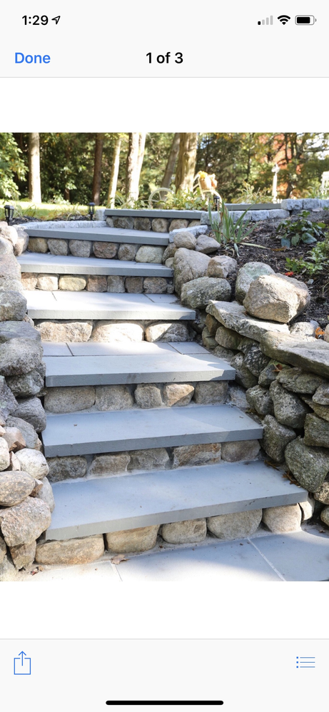 Does your yard have uneven or lower areas that are hard to get to? Call today for a FREE quote & some ideas with how to expand your yards use. It may be as simple as a new set of exterior steps!