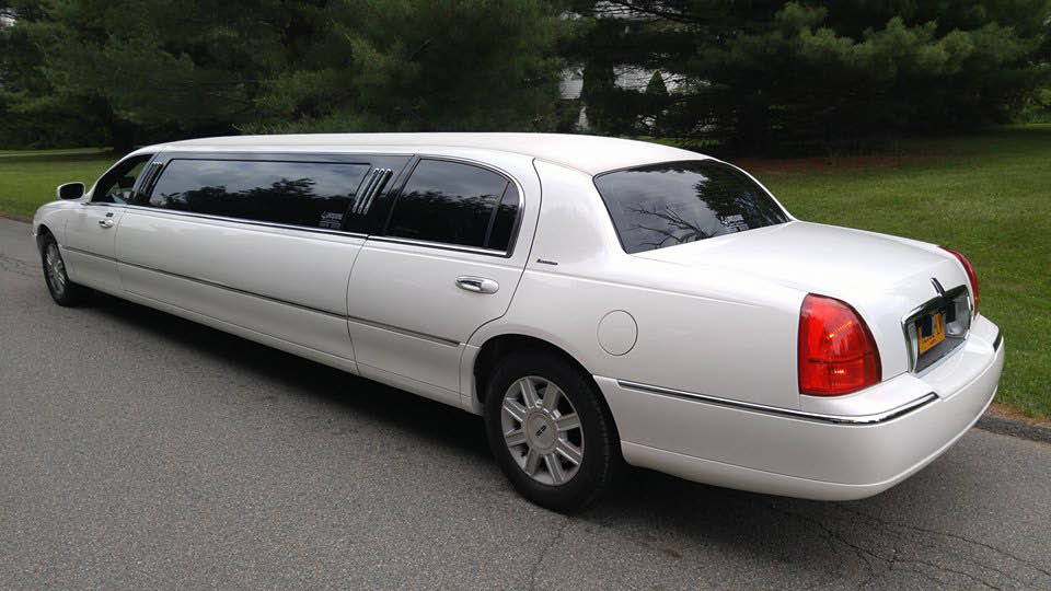 Stretch limos available for hire for parties, corporate transport and large groups