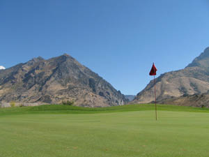 Cedar Hills Golf Club offers the best Salt Lake golf in the American Fork Canyon
