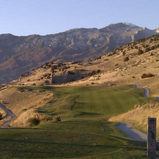 Looking for golf courses Utah with the best views visit Cedar Hills Golf Club