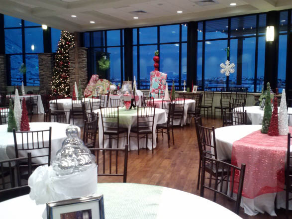 Exceptional reception hall is a gorgeous event space near American Fork, UT