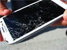 Broken screens are no problem for Cell Phone Repair Masters
