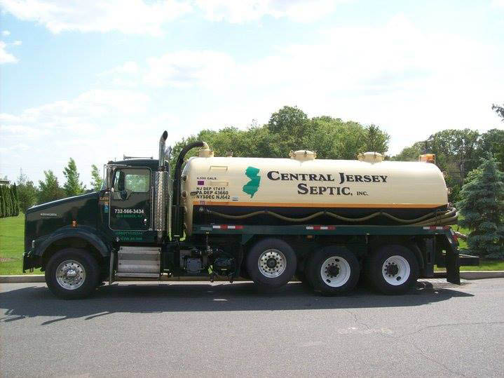 Central Jersey Septic, LLC