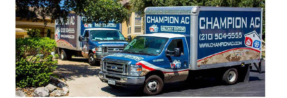 air conditioning specialists San Antonio area
