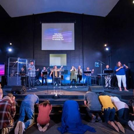 chapel of change  free worship service near me