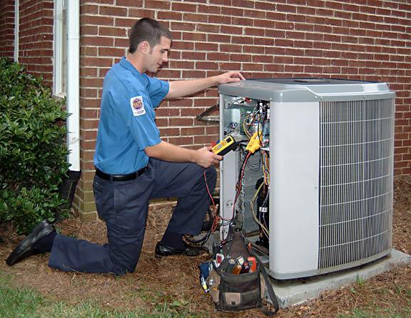 Air conditioner repair near Charleston County