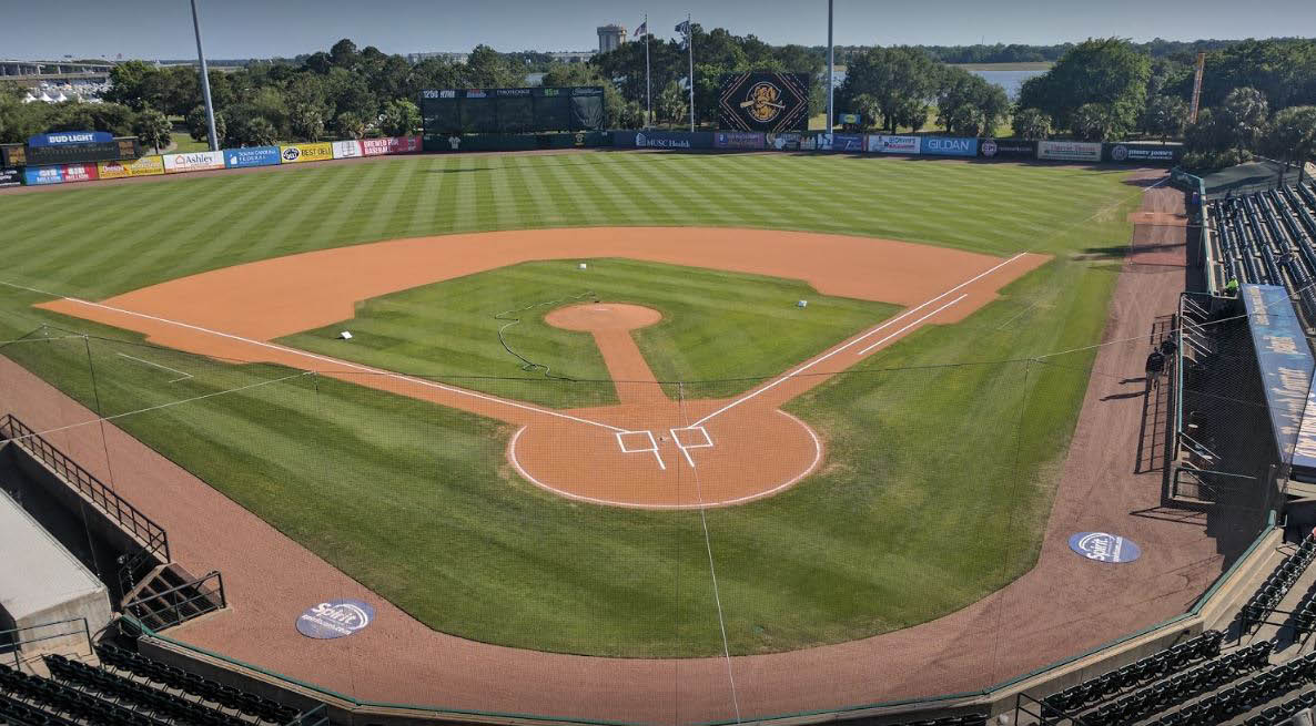 Joe Riley Park (The Joe) - Home of the Charleston RiverDogs