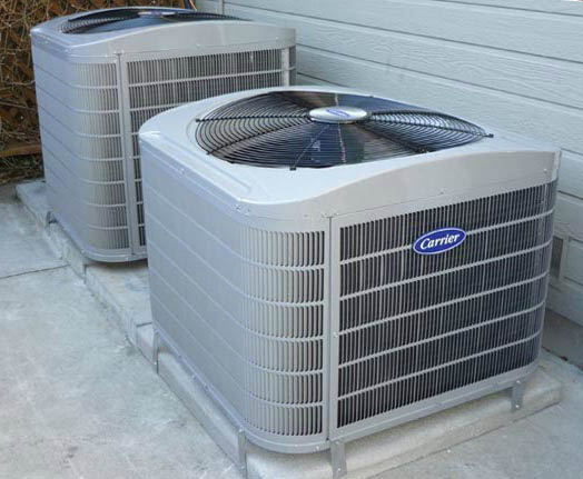 California Heating & Cooling can install a new Carrier system