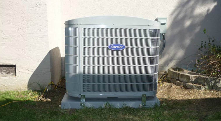 California Heating & Cooling is a provider of brand name Carrier whole house systems
