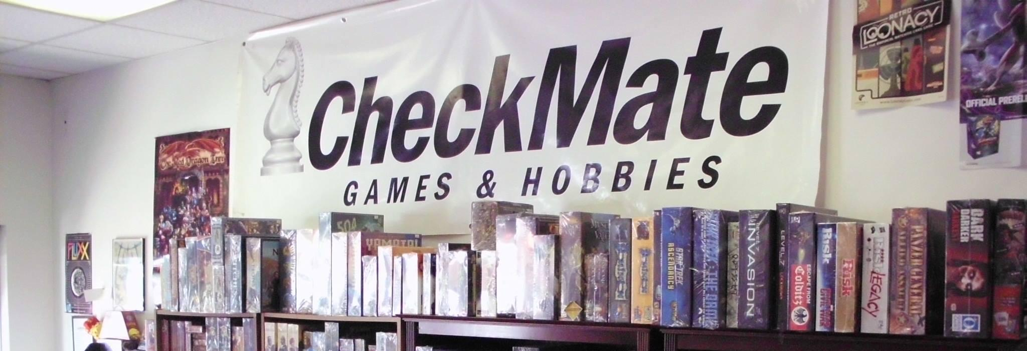 checkmate games and hobbies