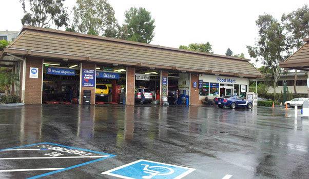 Laguna Niguel Chevron auto repair shop provides affordable car maintenance service