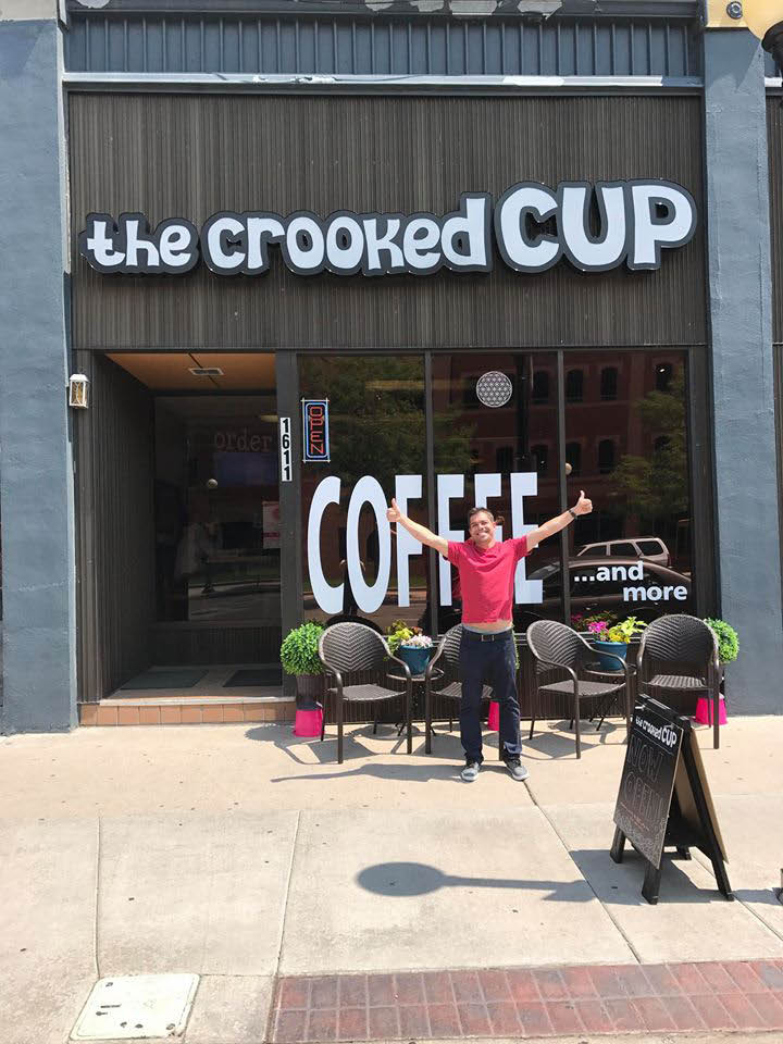 Crooked Cup