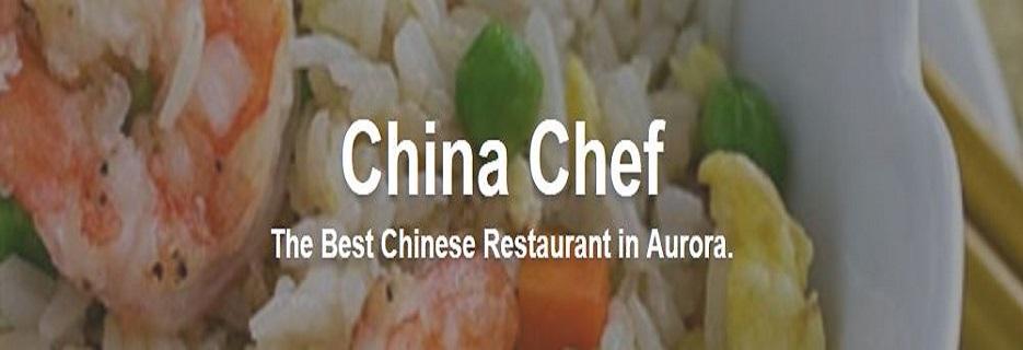 China Chef in Aurora, IL Banner Ad