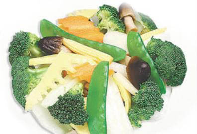 Steamed Vegetable, lunch, tasty, chinese food