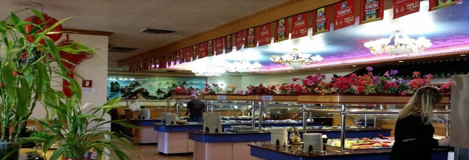 China Sun Buffet in Port Orchard, WA Banner ad