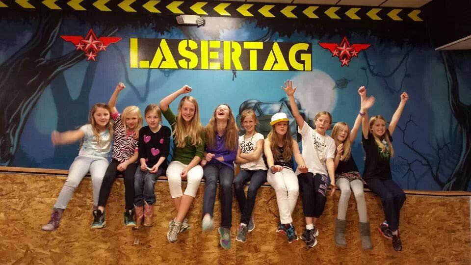 laser tag colorado
