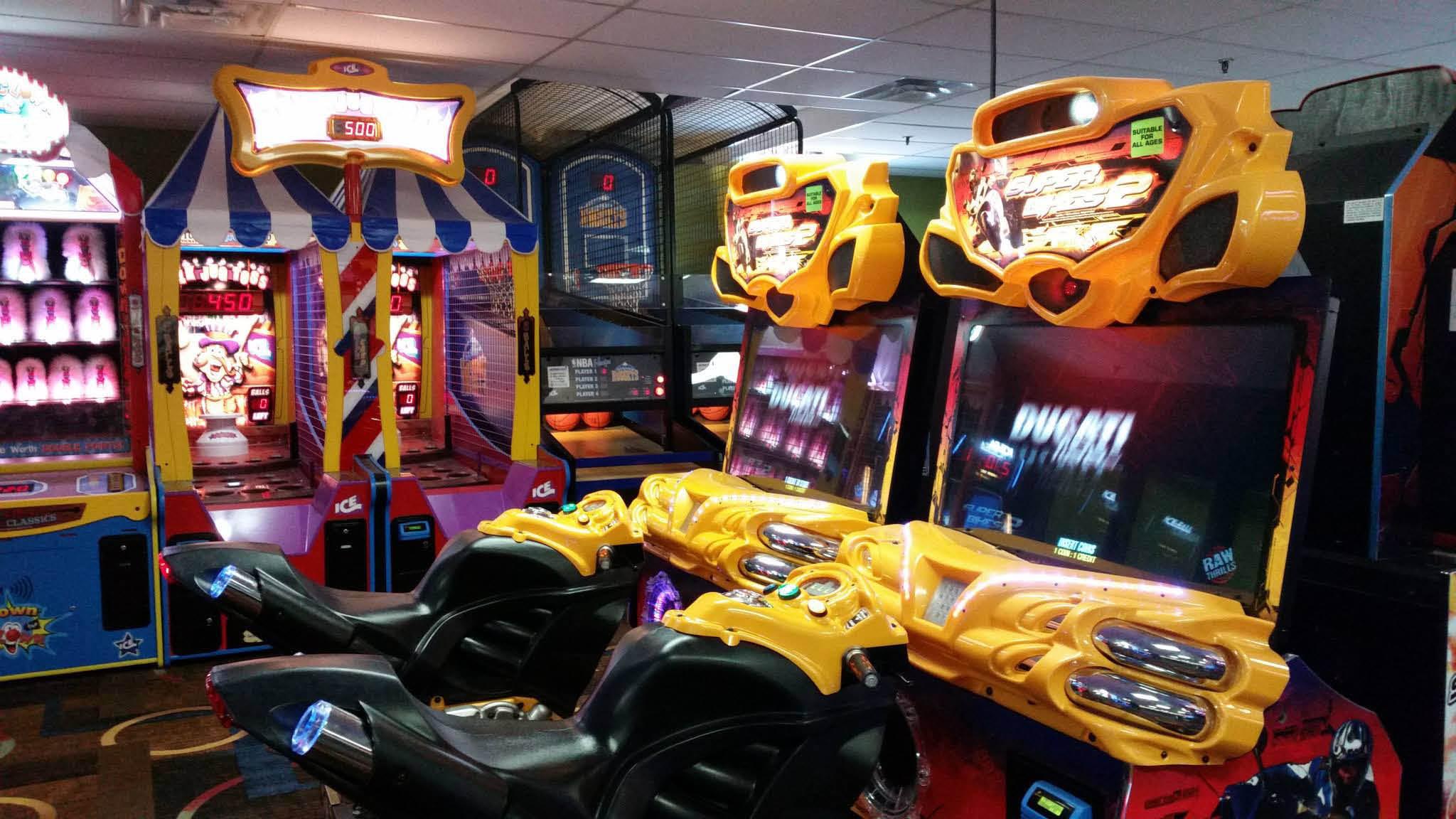 arcade colorado