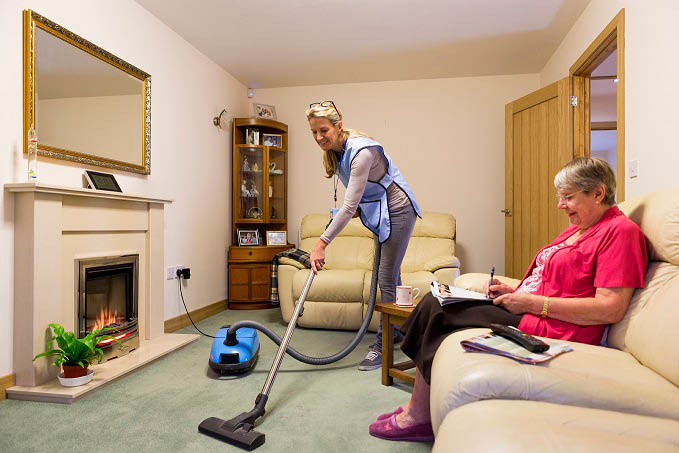 House cleaning services near Suwanee, GA