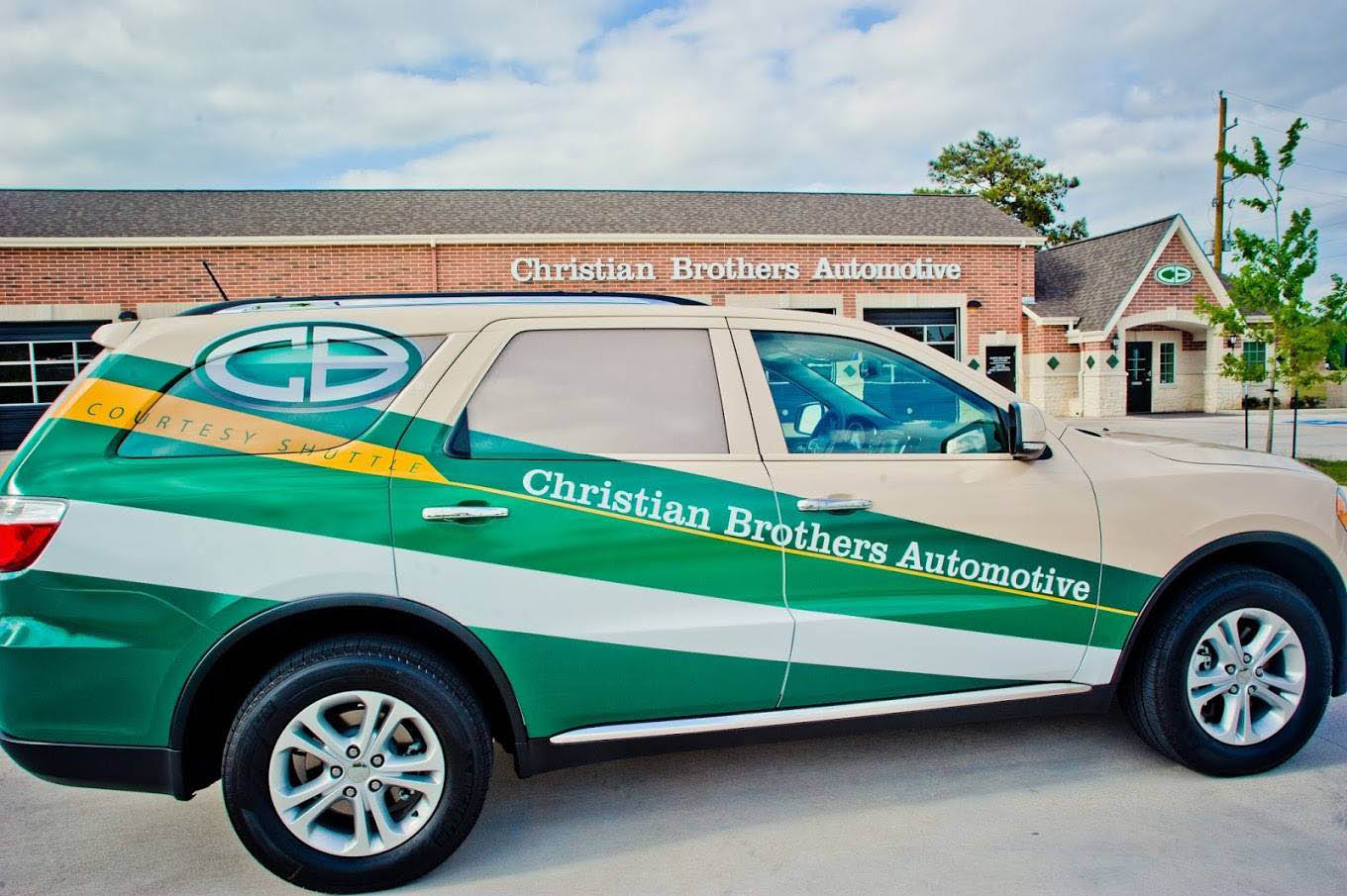 Christian Brothers Automotive also provides free shuttle rides while your care is repaired