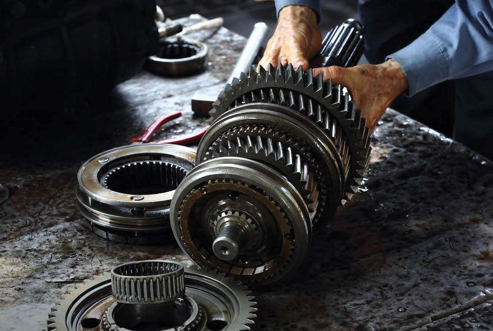 local mechanic at work - Christian Brothers Automotive