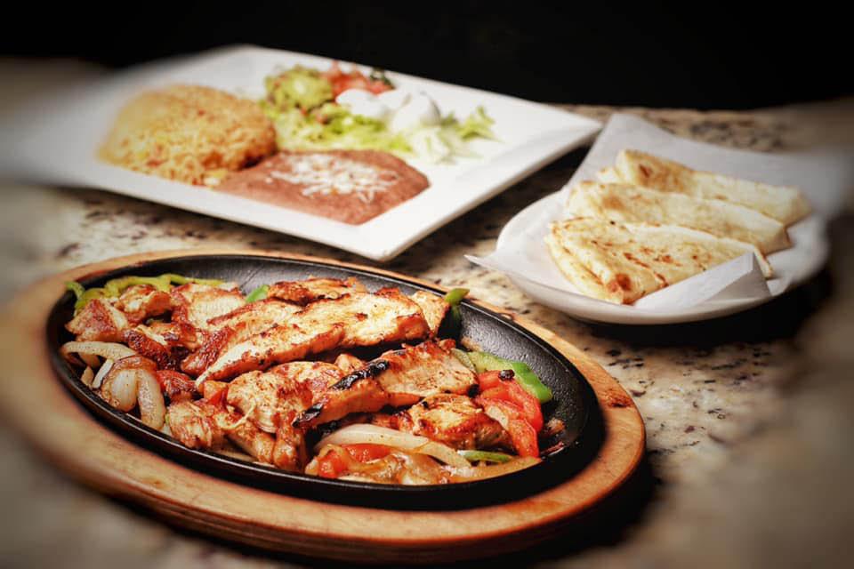 seafood and quesadillas Cielo Blue Mexican Grill & Cantina smyrna, ga