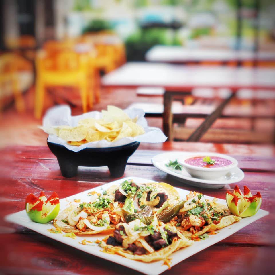 chips & salsa Cielo Blue Mexican Grill & Cantina smyrna, ga