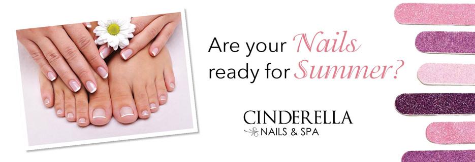 cinderella nails rochester ny manicure pedicure spa treatment valpak rochester
