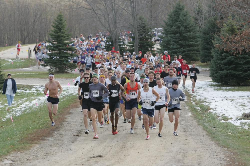5K & 10K Half Marathon Races on scenic trail system & roads