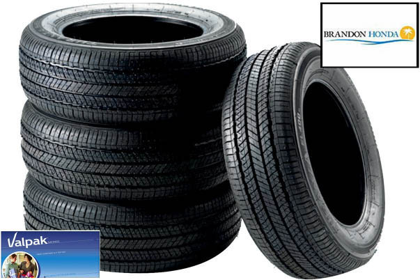 new tires for sale brandon honda tampa, florida