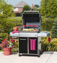 clarks ace hardware in ellicott city maryland sells many different brands of grills.