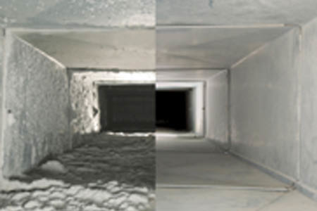 Indoor Air Care dryer vent cleaning service.