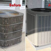 clean service run better ac problems
