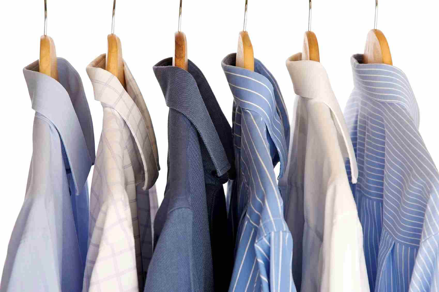 Business shirts professionally cleaned near Taylor Acres