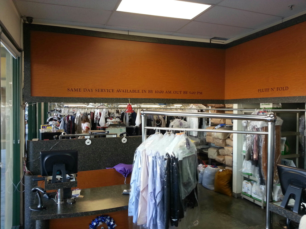 The Cleaning Baron completes dry cleaning on site to meet your dry cleaning and wash & fold needs in California.