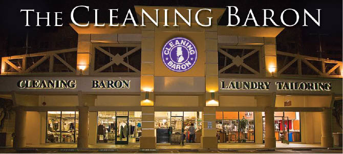 The Cleaning Baron offers Dry Cleaning for garments, draperies & household Items in Marina Del Rey, CA