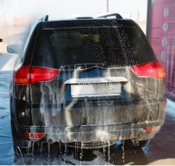 touchless car wash; automatic car washes in Lewisville, TX