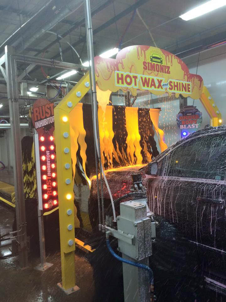 monthly unlimited wash clean view auto wash chesterfield michigan