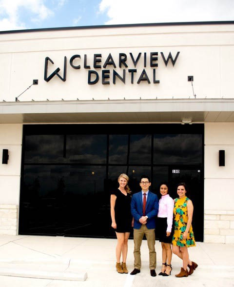 clearview dental staff